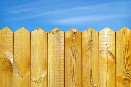 How to Build a Privacy Fence on a Slope | DoItYourself.com