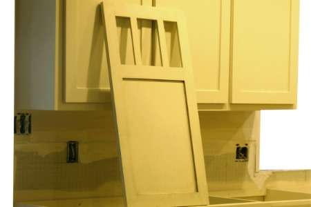 Unfinished Cabinet Doors As Low As $8.99