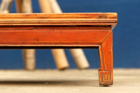 Turn a Coffee Table Into a Bench Seat | DoItYourself.