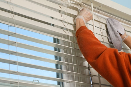 How to Clean Your Blinds | DoItYourself.com