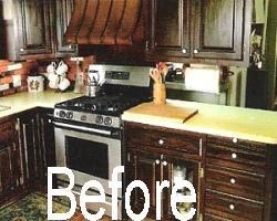 kitchen counter refinishing