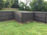 DIY Privacy Fence...