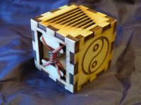 Make a Fiddle Cube
